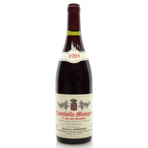 G.Barthod Les Chatelots 1991 Chambolle-Musigny 1er-Cru
