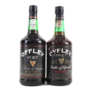 "Offley ""Duke of Oporto"" Rich Tawny Port 2x75cl"