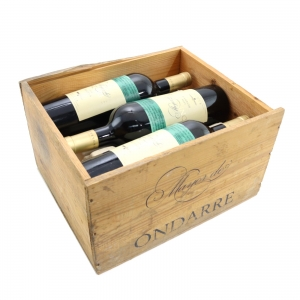 Mayor De Ondarre 1998 Rioja Reserva 6x75cl