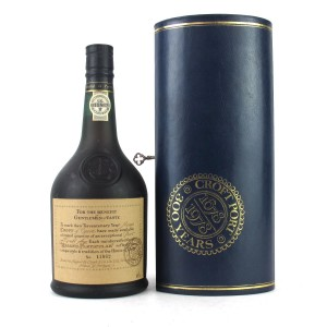 "Croft ""Reserva Particular"" Port / 1678-1978 Tercentenary Bottle"