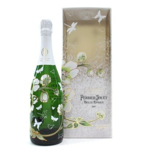"Perrier-Jouet ""Belle Epoque"" 2007 Champagne / Small Discoveries"