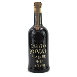 Noval 40 Year Old Tawny Port / Bottled 1964