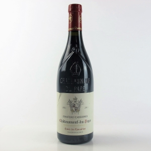Ch. Cabrieres 2011 Chateauneuf-Du-Pape