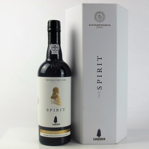 "Sandeman 2000 Vintage Port / 225th Anniversary Series ""The Spirit"""