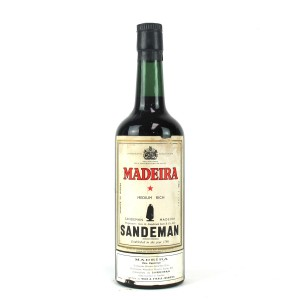 "Sandeman ""Medium Rich"" NV Madeira"