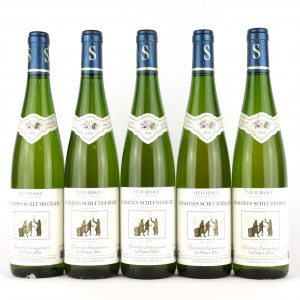 Dom. Schlumberger Les Princes Abbes Gewurztraminer 1999 Alsace 5x75cl