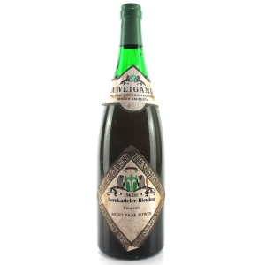 """A.Weigand """"Bernkasteler"""" Riesling 1962 Mosel"""