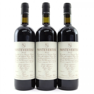 Montevertine 2012 Tuscany 3x75cl