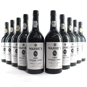 Warre's 1985 Vintage Port 10x75cl